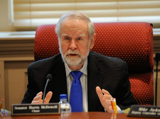 Sen. Harris B. McDowell III
