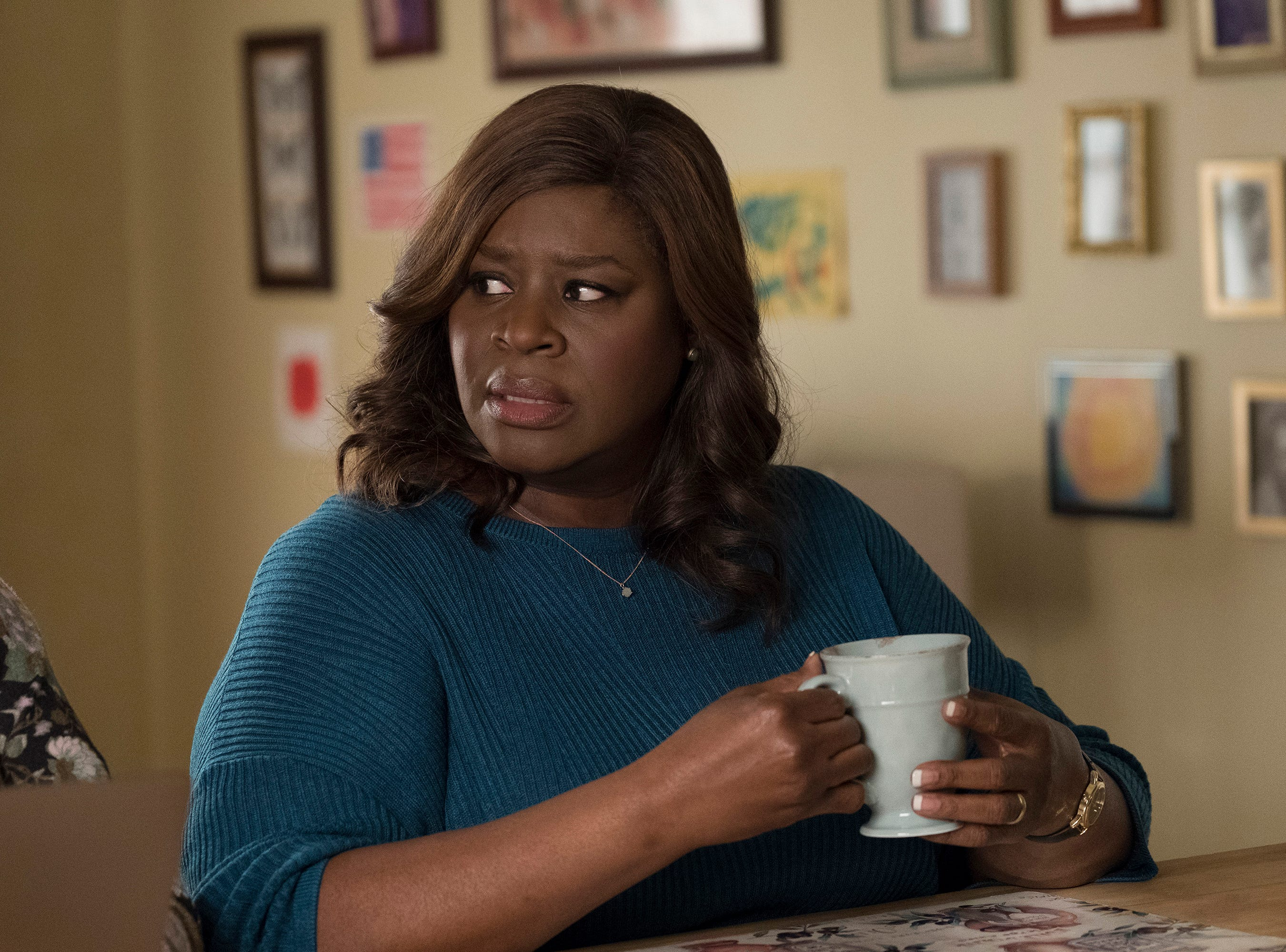 "Retta, who played parks and rec employee Donna Meagle, currently stars on NBC's ""Good Girls"" as a desperate suburban mother who robs a grocery store with two friends to help her daughter. The series has been renewed for a second season."