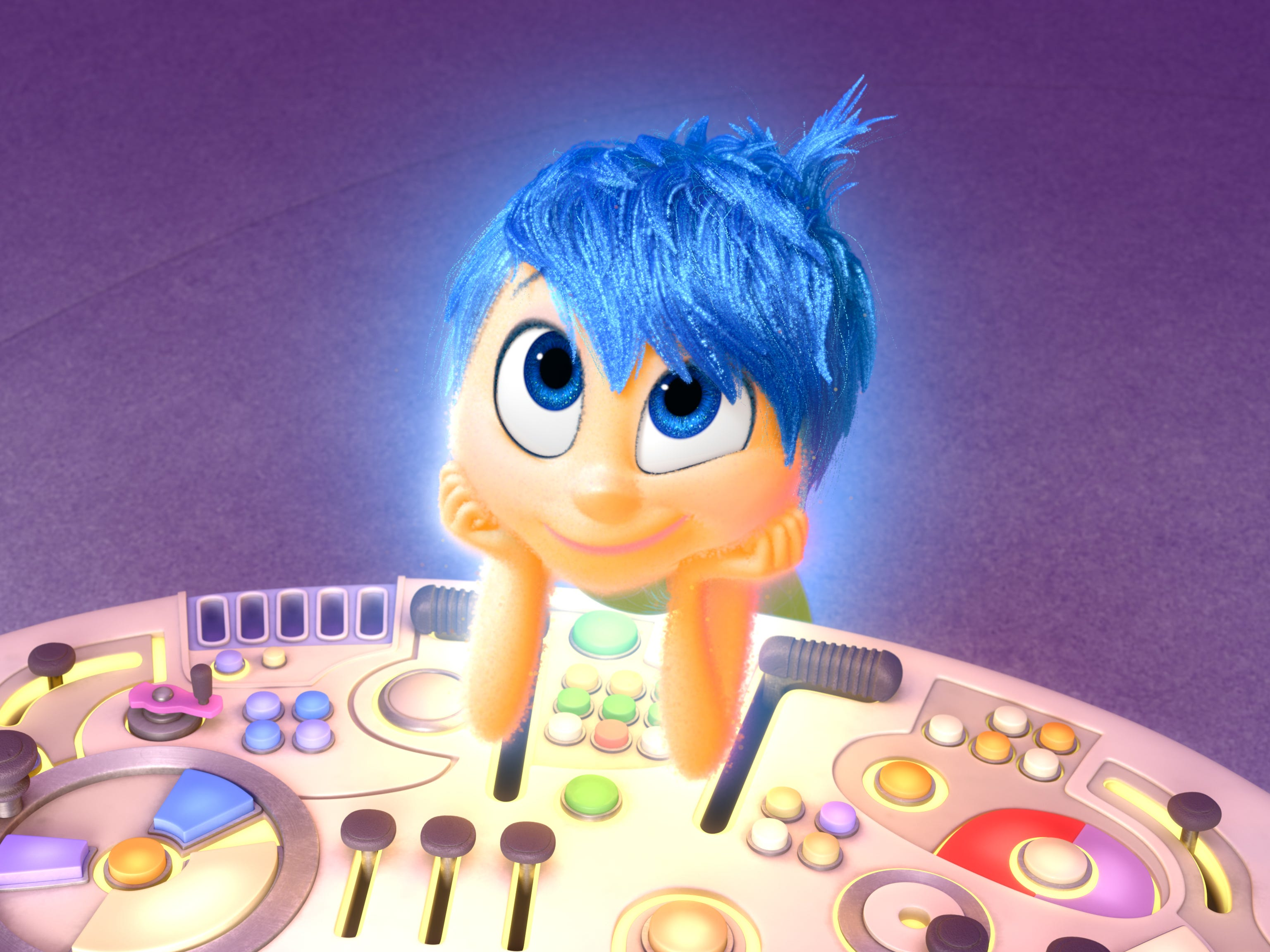 "Poehler voiced Joy in ""Inside Out,"" a character who represented the optimistic part of a young girl's mind. She also released a book, ""Yes, Please,"" and co-founded Amy Poehler's Smart Girls, which is ""dedicated to helping young people cultivate their authentic selves,"" according to its website."