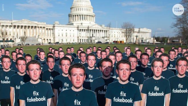 Facebook stock dives 19%, shedding $100 billion in market cap