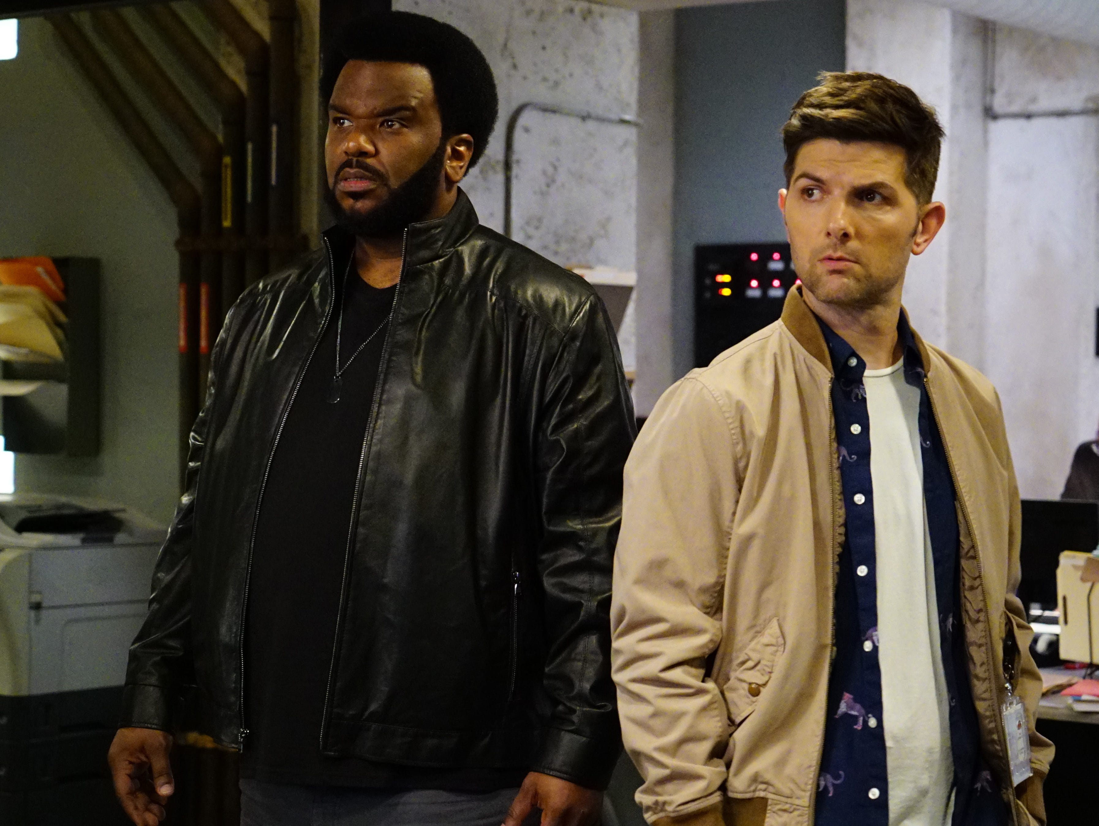 "Scott starred with Chris Robinson on Fox's ""Ghosted,"" which only lasted for one season. He also starred with Robinson in the movie ""Hot Tub Time Machine"" and made a guest appearance on NBC's ""The Good Place."""