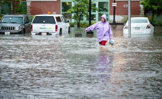 east coast rain forecast dangerous life threatening floods possible