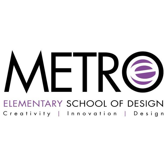Metro Elementary School of Design logo