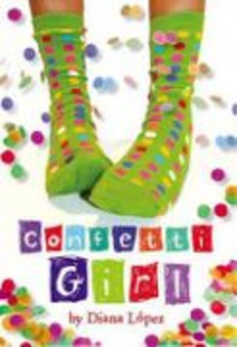 Confetti Girl Cover