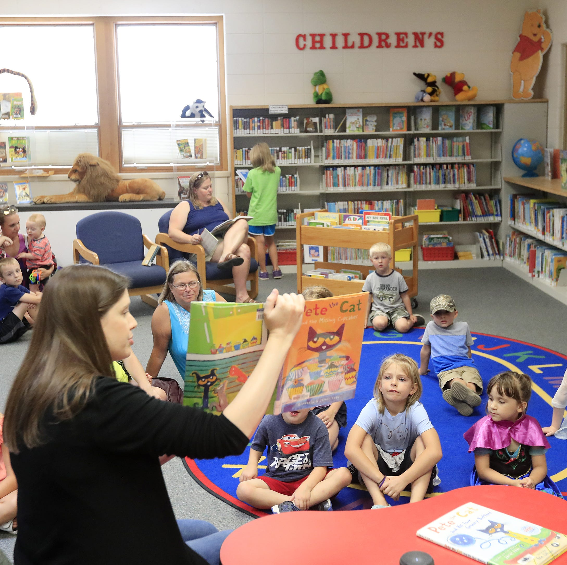 New Brown County Library director to be named this week; public can meet candidates Monday