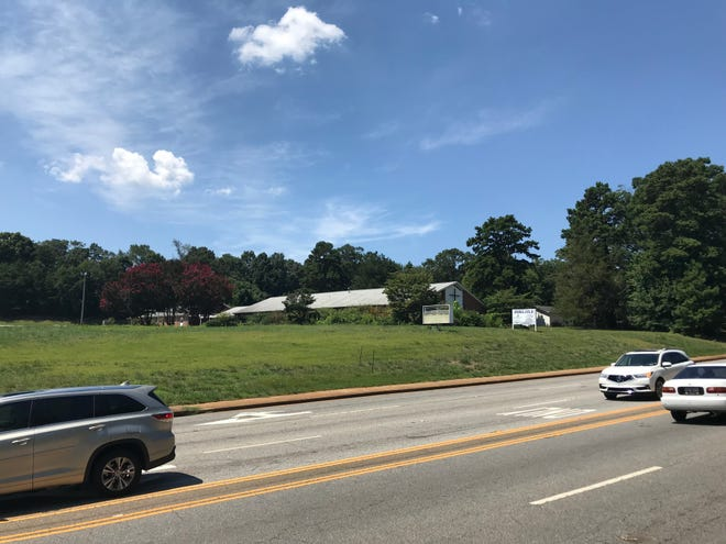 The future of a Pelham Road property that was once slated to become a Lowes Foods is now up in the air.