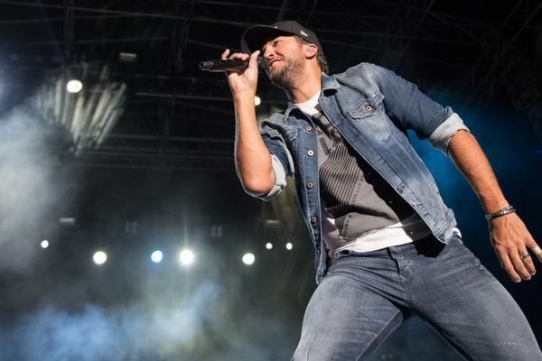Luke Bryan will perform Aug. 24 at Ruoff Home Mortgage Music Center.