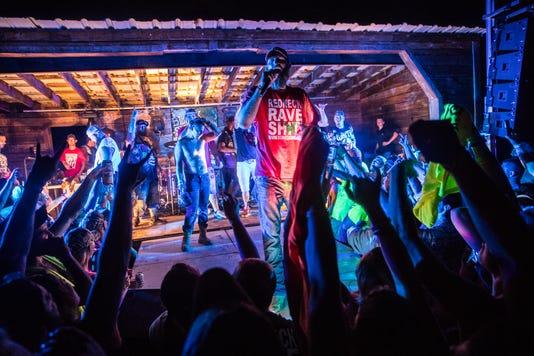 Redneck Rave At Blackswan Mudpit In Medora Indiana