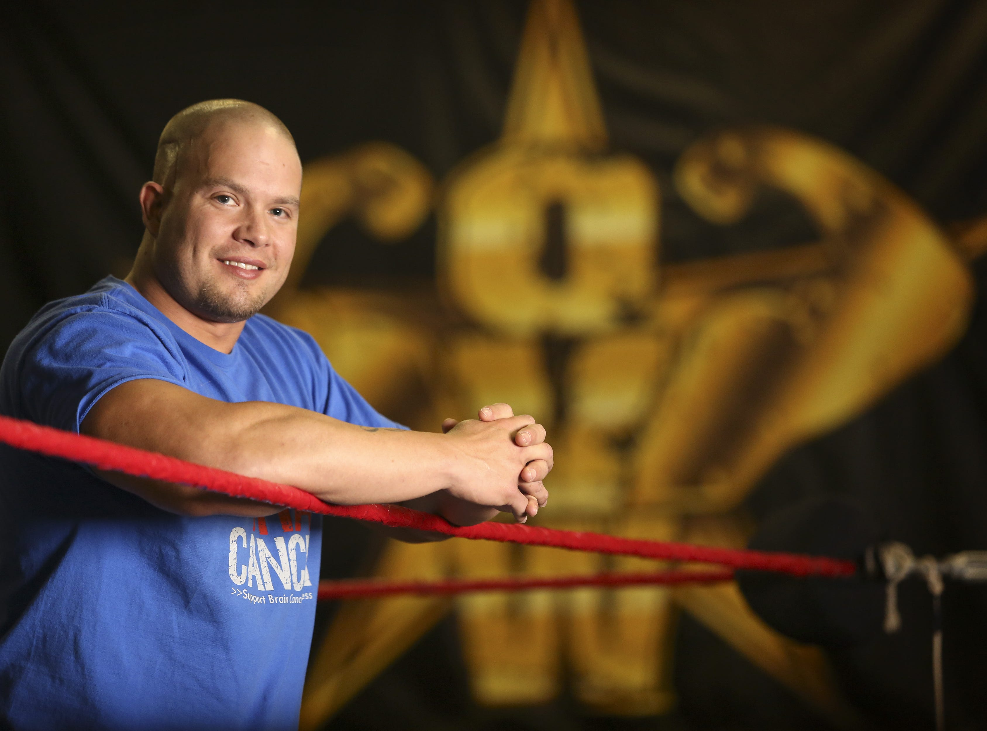 Matt Cappotelli was a former WWE star.