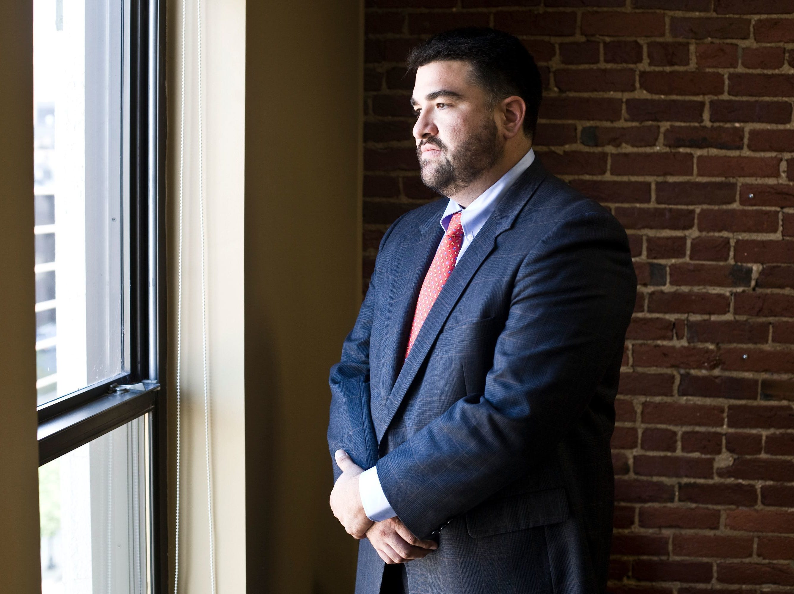 Attorney Danny Alvarez was an immigration lawyer and top vote-getter in a primary to be a Jefferson district judge.