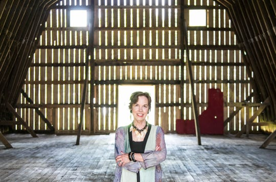 Nowadays, Elizabeth Schaaf helps out around her family farm and still dabbles in retail.