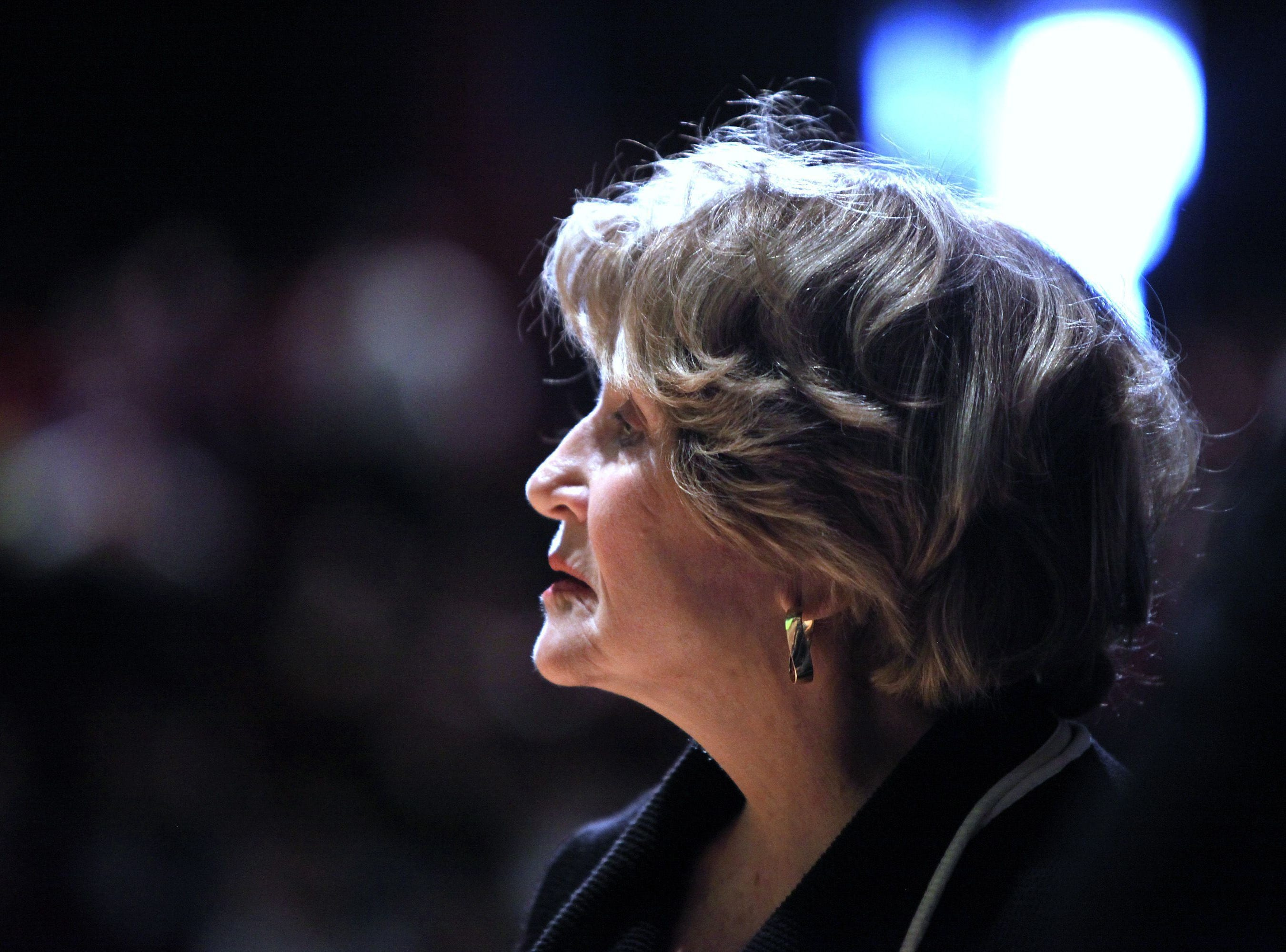 Veteran U.S. Rep. Louise Slaughter was the first woman to chair the House Rules Committee