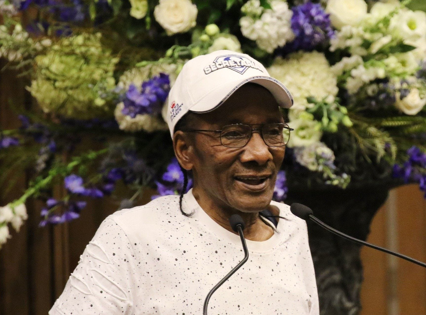 Charlie Davis was the exercise rider for 1973 Kentucky Derby and Triple Crown winner Secretariat.