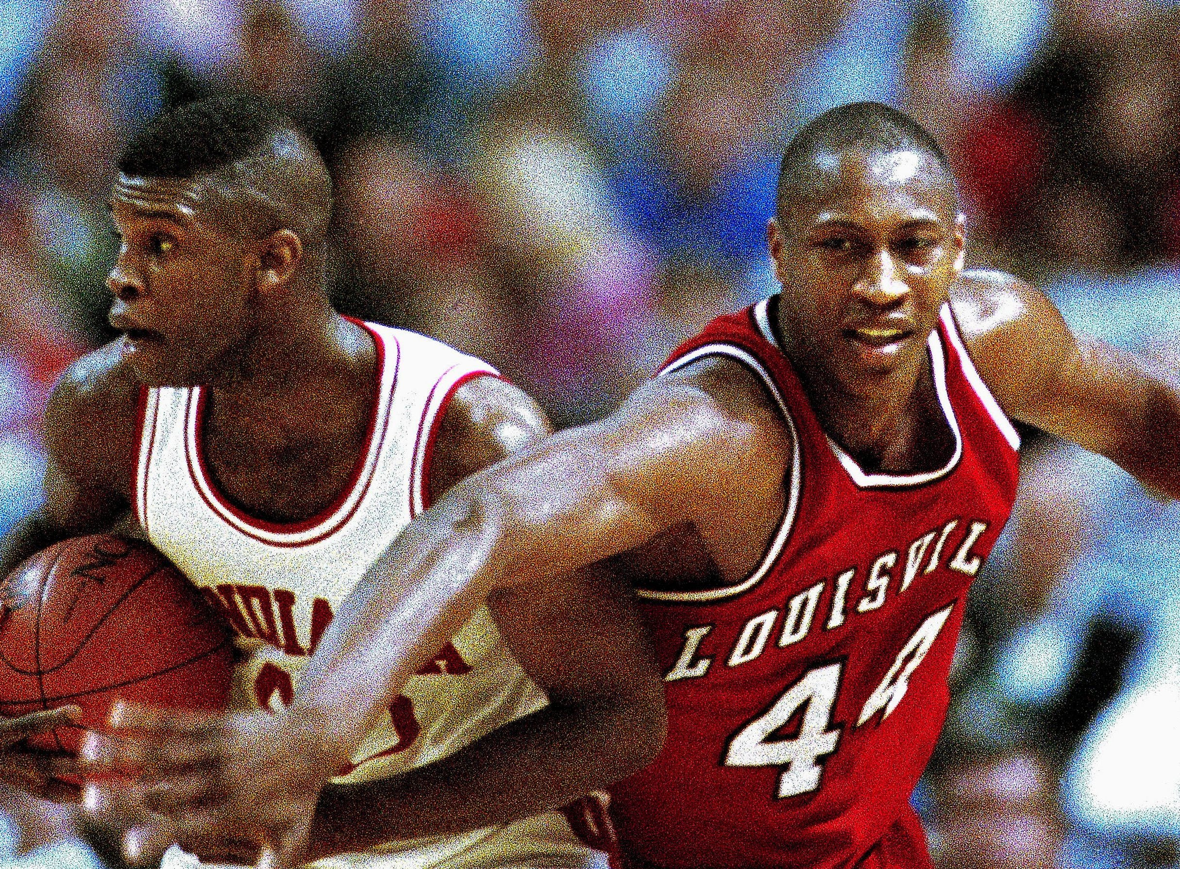 Clifford Rozier was a former University of Louisville basketball star that was drafted in the first round of the NBA in 1994.