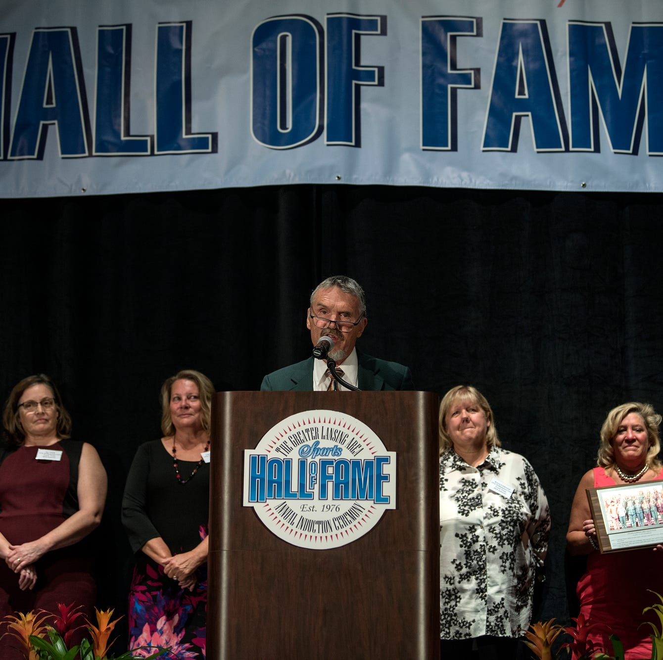 Greater Lansing Sports Hall of Fame officially inducts 2018 class