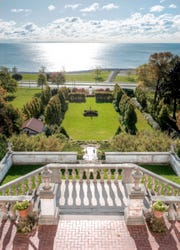 "The view from Villa Terrace includes a spectacular Lake Michigan vista.  ""Wisconsin's Own: Twenty Remarkable Homes"" profiles Villa Terrace and other remarkable state homes."