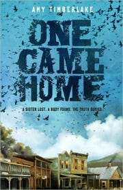 One Came Home. By Amy Timberlake.