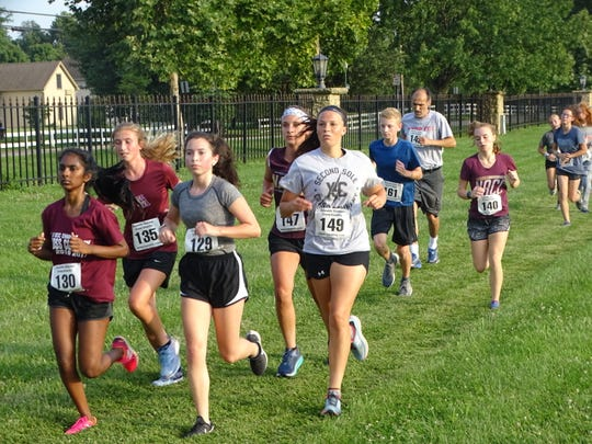 The Bryn Du Summer Cross Country Series will be held two nights in July.