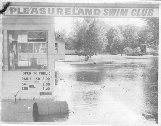 Pleasureland Swim Club