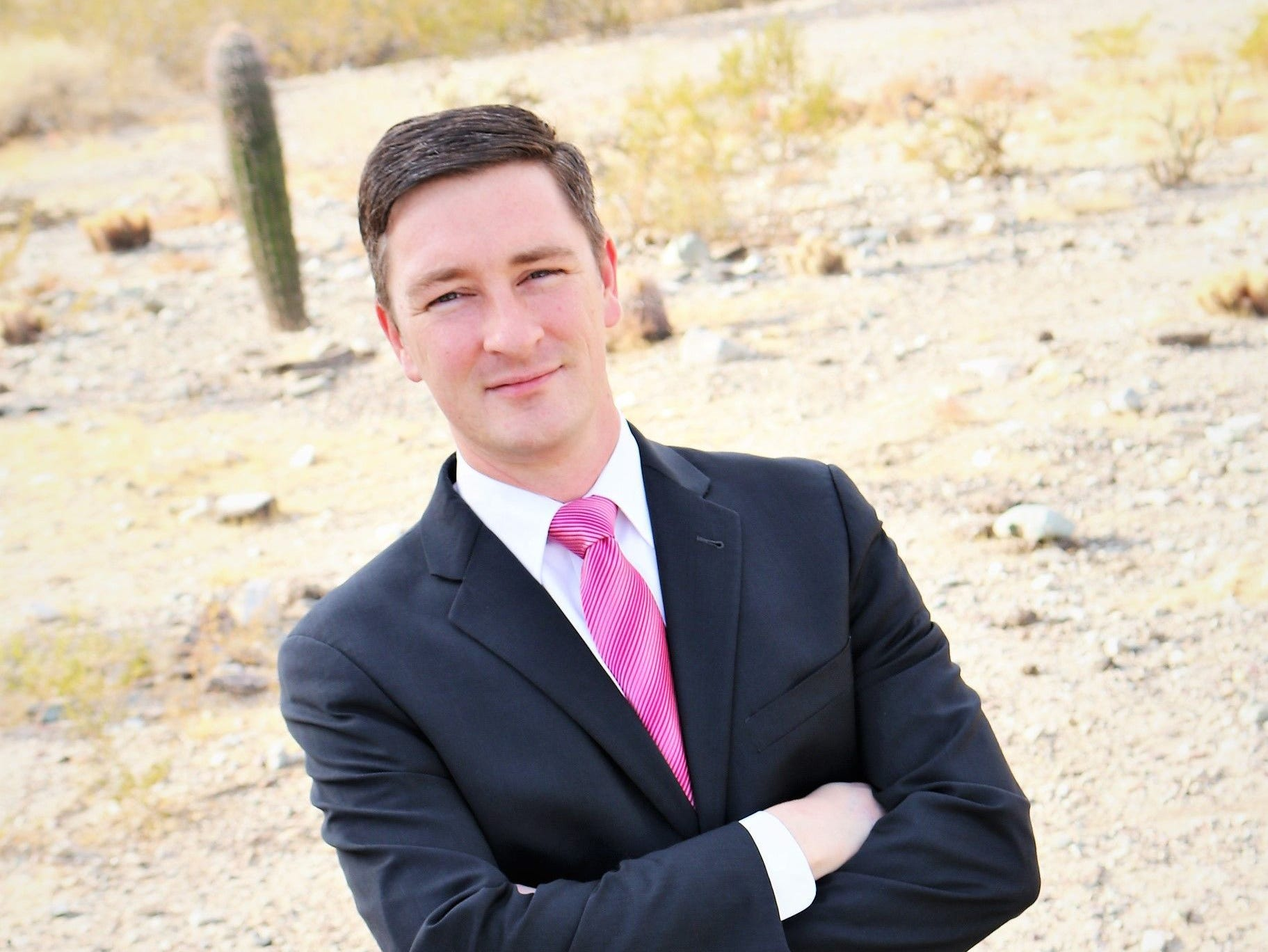 Nicholas Sarwark Nicholas Sarwark, Chairman of the National Libertarian Party, is running for Phoenix mayor.