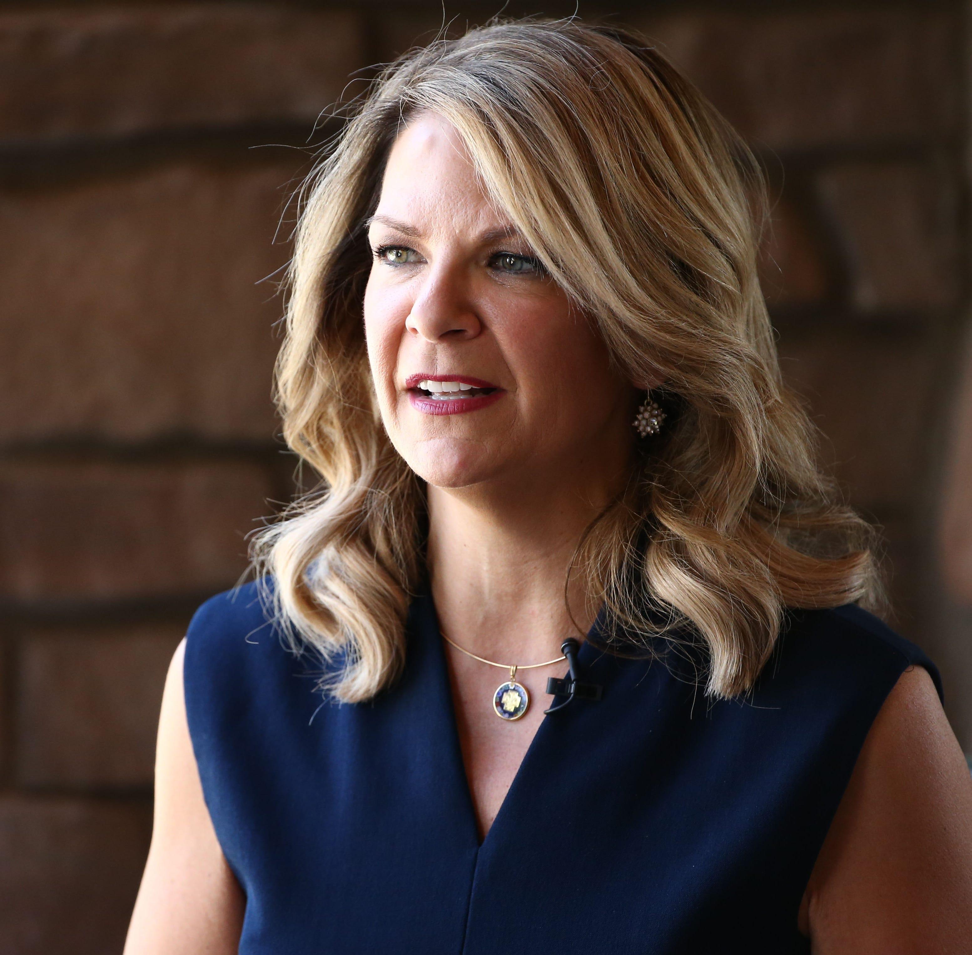 Kelli Ward seems to blame John McCain, Jeff Flake for contributing to Iowa girl's death
