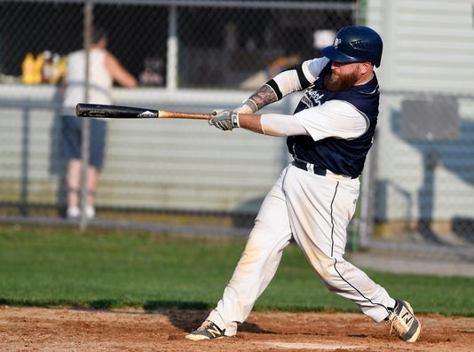 Hellam Express At East Prospect Susquehanna League Baseball