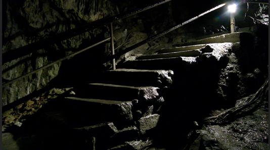 Caverns Stairs