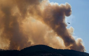 With hot weather in Oregon, wildfires are flaring up around the state. Here's a roundup of fires currently burning in the state.