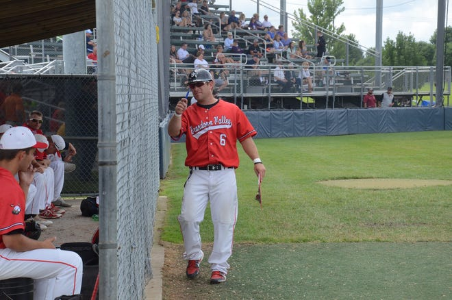 Brandon Valley Legion baseball coach Jeremy VanHeel led the Lynx to the Class A High School championship. He's hoping to lead the Legion team to its first Class A title in program history at the state tournament this week in Pierre.