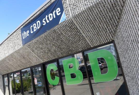 CBD Hemp Dropz is now open in St. Cloud.