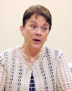 Dr. Jan Lee, the head of the Delaware Health Information Network, suffered a serious hand injury in May.  She talks about problems she had with health insurance and doctors and what is wrong with the health care system.   GARY EMEIGH/Special To The News Journal