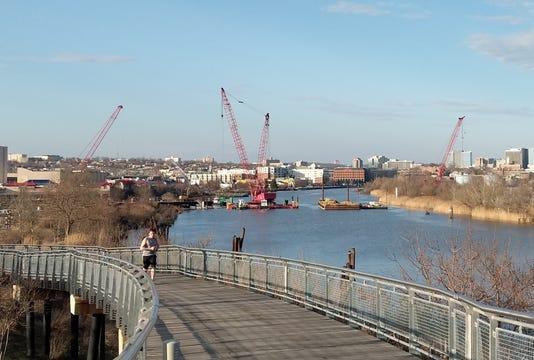 Riverfront Construction