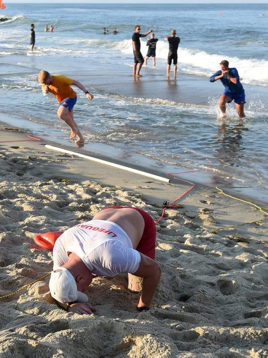 Wil Lifeguard Olympics