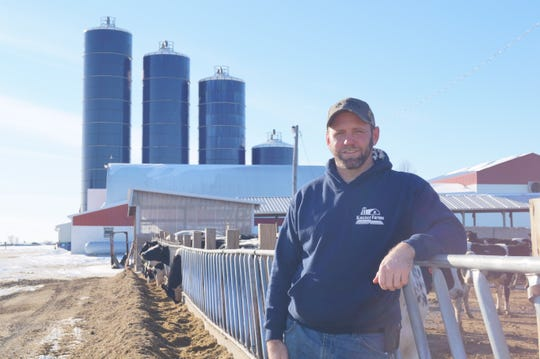 Wisconsin Farm Bureau District 7 Board member Adam Kuczer testified on behalf of the Wisconsin Farm Bureau Federation at the Department of Agriculture, Trade and Consumer Protection Board Meeting in Sheboygan.