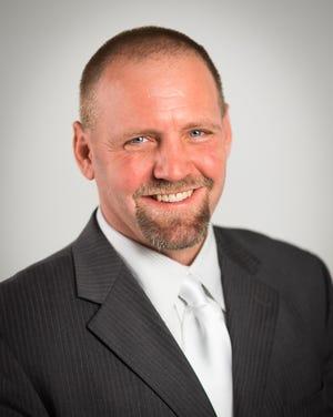 Wisconsin Farm Bureau Board member Adam Kuczer