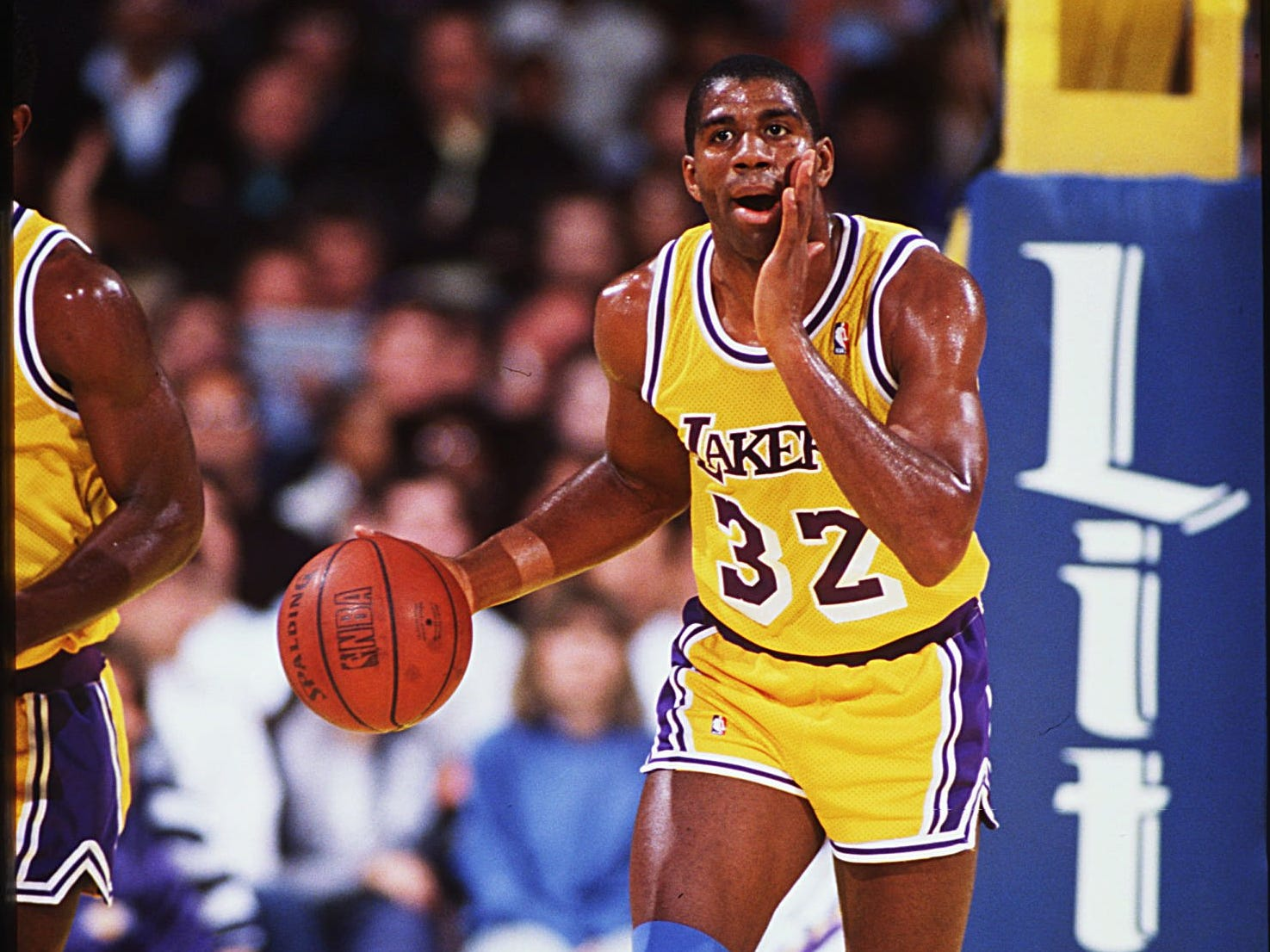 1990: Magic Johnson