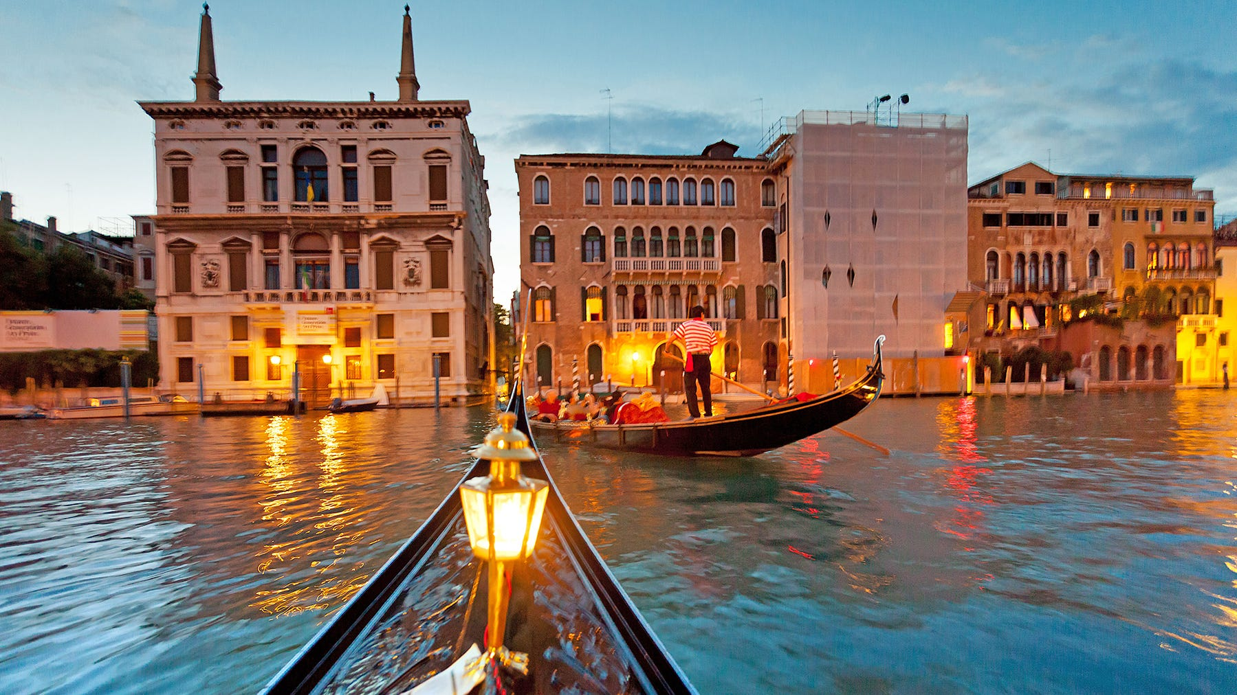 Rick Steves The Magic And Mystery Of Venice After Dark