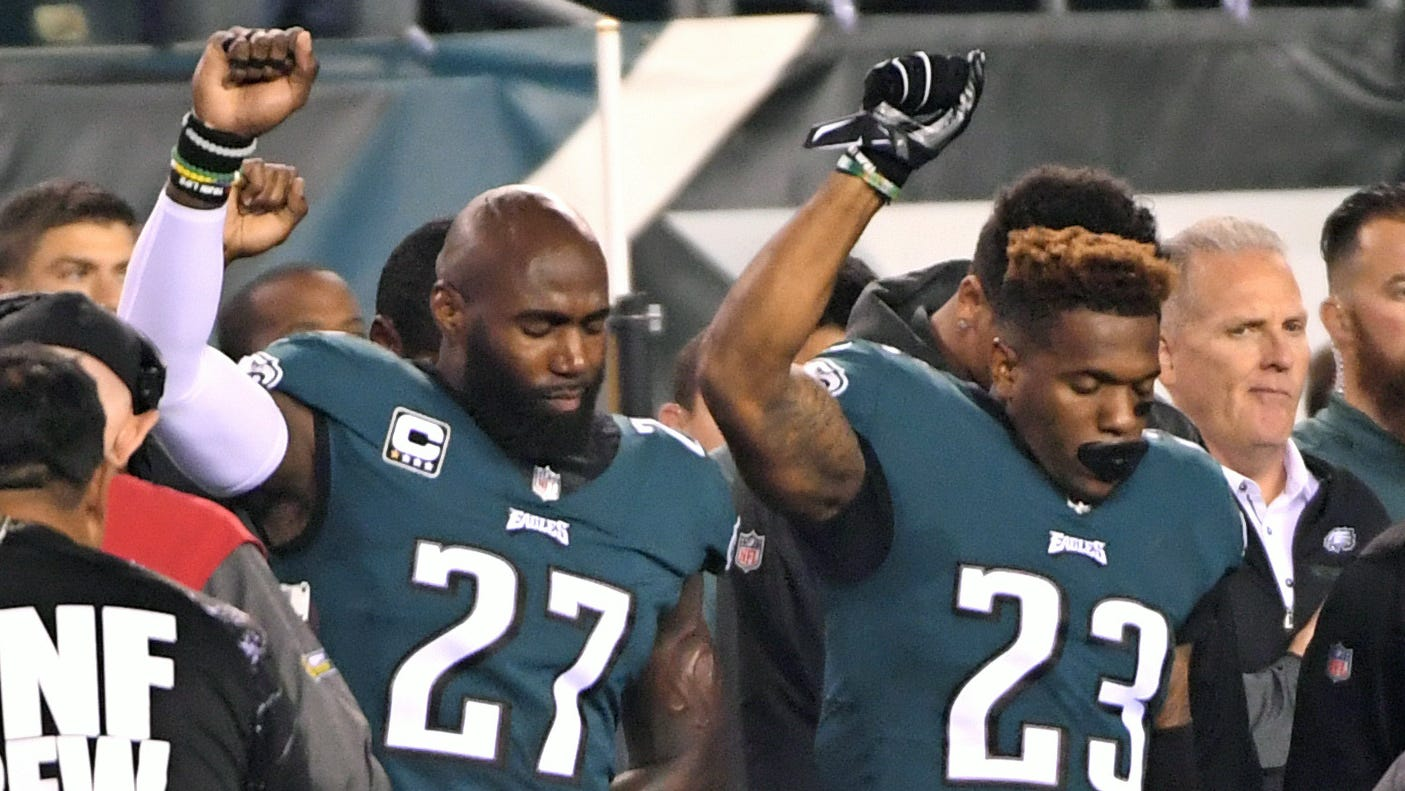 ESPN president Jimmy Pitaro: Network won't show national anthem on 'Monday Night Football'