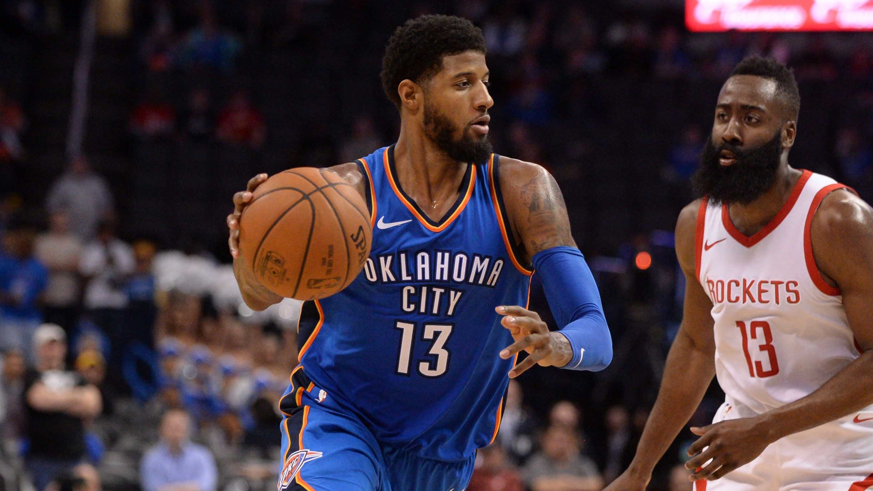 Paul George: Why Paul George Chose The Thunder Over The Lakers