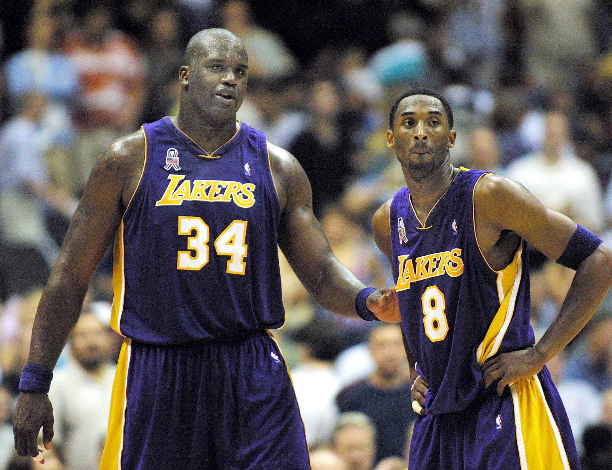 Shaquille O Neal wishes he could have shared full feelings with Kobe Bryant directly