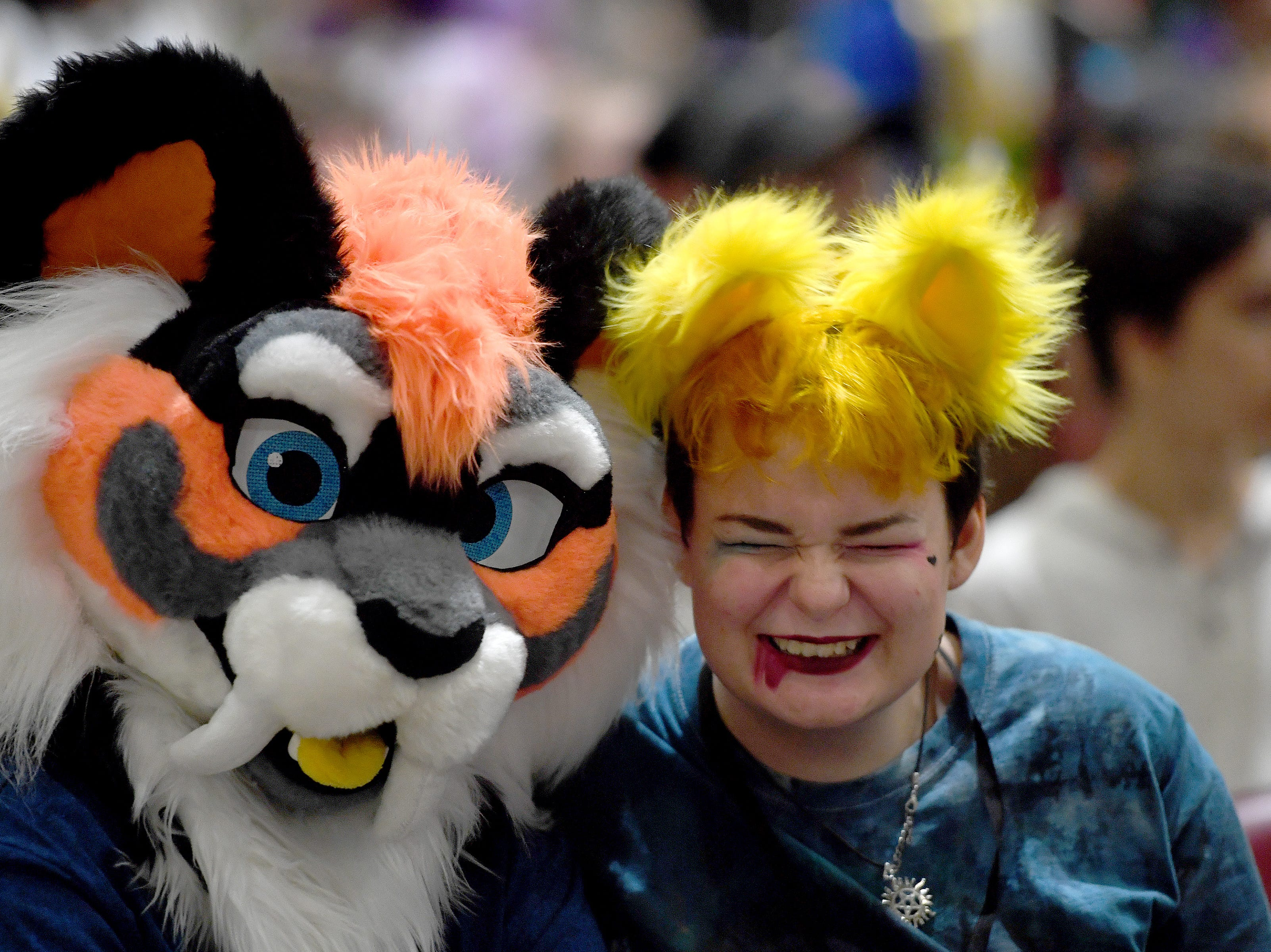 The Asheville Anime Regional Convention 2018 expanded into a two-day event with panels, workshops, vendors, contests and more at the U.S. Cellular Center starting on Saturday, July 28, 2018.