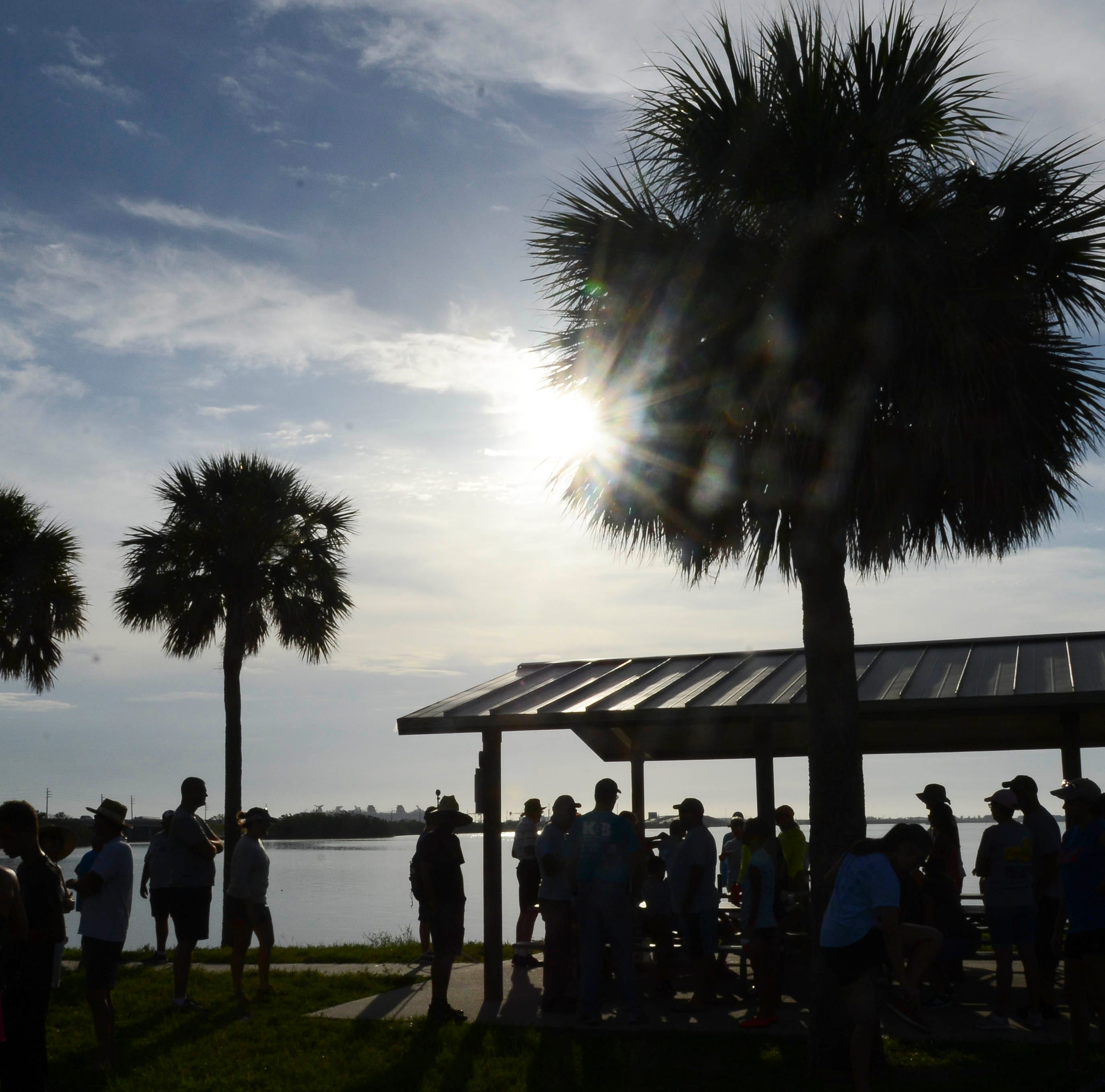 Photos: Keep Brevard Beautiful/FLORIDA TODAY Summer Series final stop