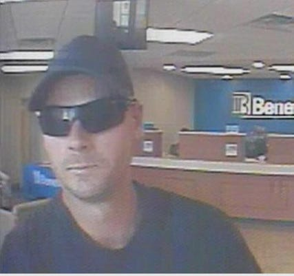 Deptford NJ bank robbery suspect