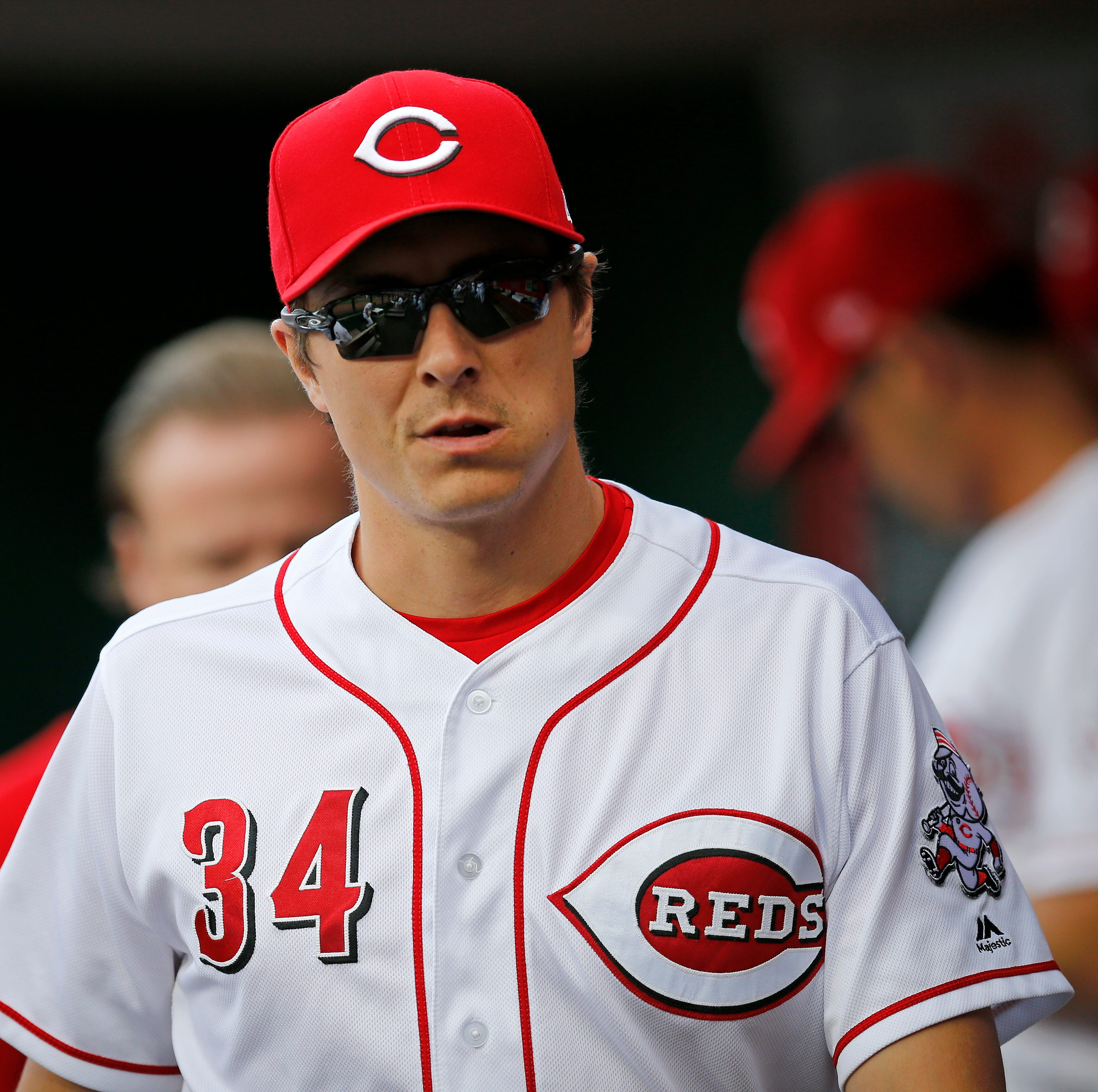 Homer Bailey: 'When you put up a 6 (ERA) ... you're not going to be wearing pinstripes'
