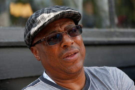 Former Detroit Tigers second baseman, Lou Whitaker talks with the Detroit Free Press on Main Street in downtown Cooperstown, NY on Saturday, July 28, 2018.