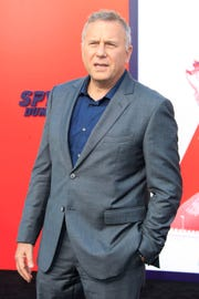 "Paul Reiser at the L.A. premiere last week of ""The Spy Who Dumped Me."" He has a small role in the movie"