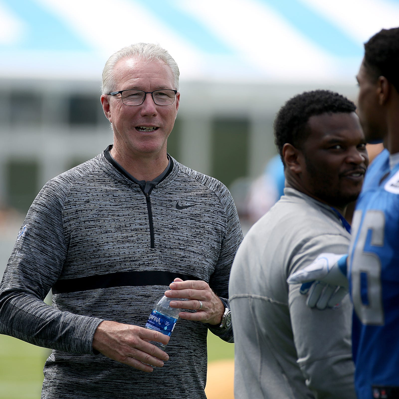 Rod Wood: Lions would live with 'consequences' of being on Hard Knocks