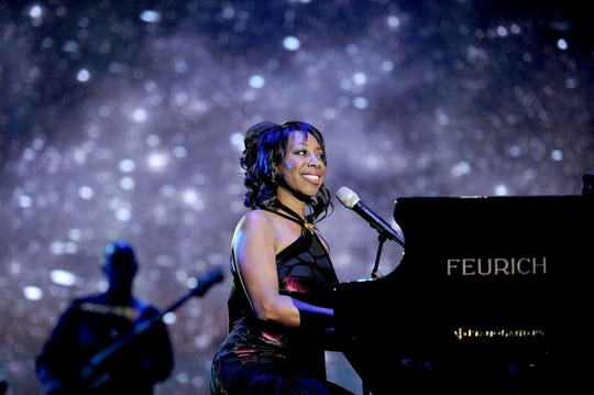 Oleta Adams is a headliner at this year's Jazz on the River.