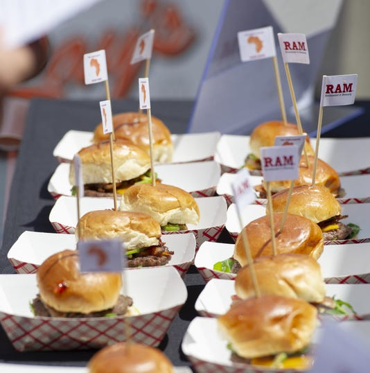 6th Annual Indy Burger Battle