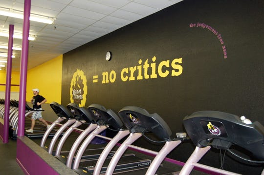 """Planet Fitness operates a """"judgment-free zone"""" in south Fort Myers."""